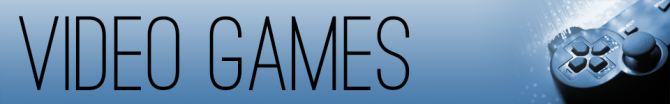 Video Games Banner 1