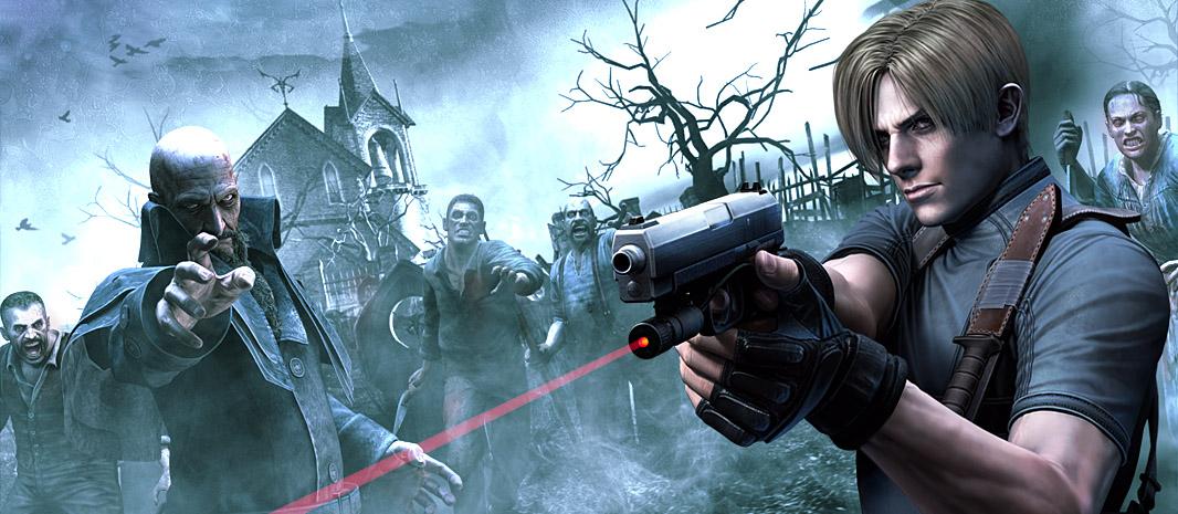Resident Evil 4 HDReview