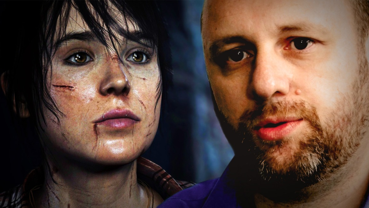 'Heavy Rain', 'Beyond: Two Souls' and Quantic Dream's David Cage (With Video)