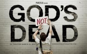 gods not dead movie poster