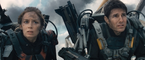 Cruise and Blunt are exceptional in Edge of Tomorrow