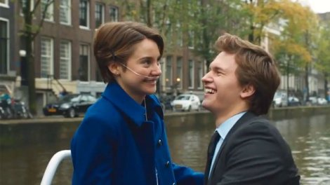 fault in our stars banner