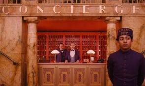 Grand Budapest Hotel Scene 1