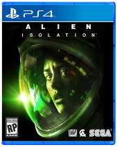 Alien Isolation PS4 Cover