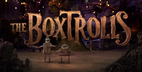 Boxtrolls Promo
