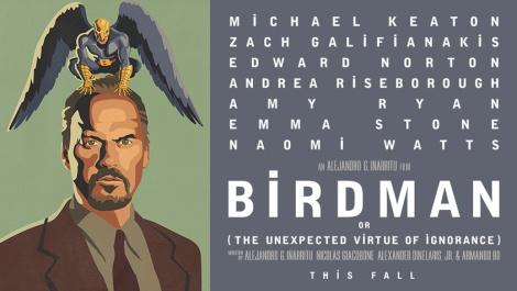 Birdman Banner Larger