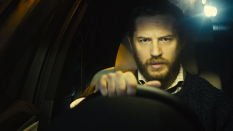 Tom Hardy is masterful in Locke.