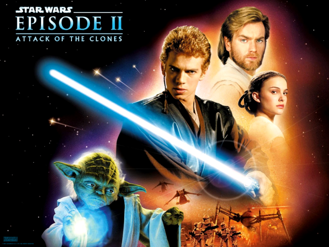 Star Wars Episode II: Attack of the Clones Review