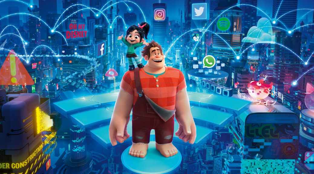 Ralph Breaks The Internet Review Ww Gaming